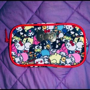 New Hello Kitty and Friends Makeup Bag